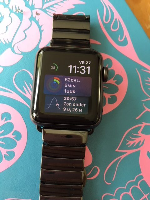 Apple watch Selina