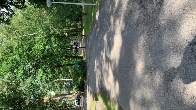 Ingang Landal Greenparks