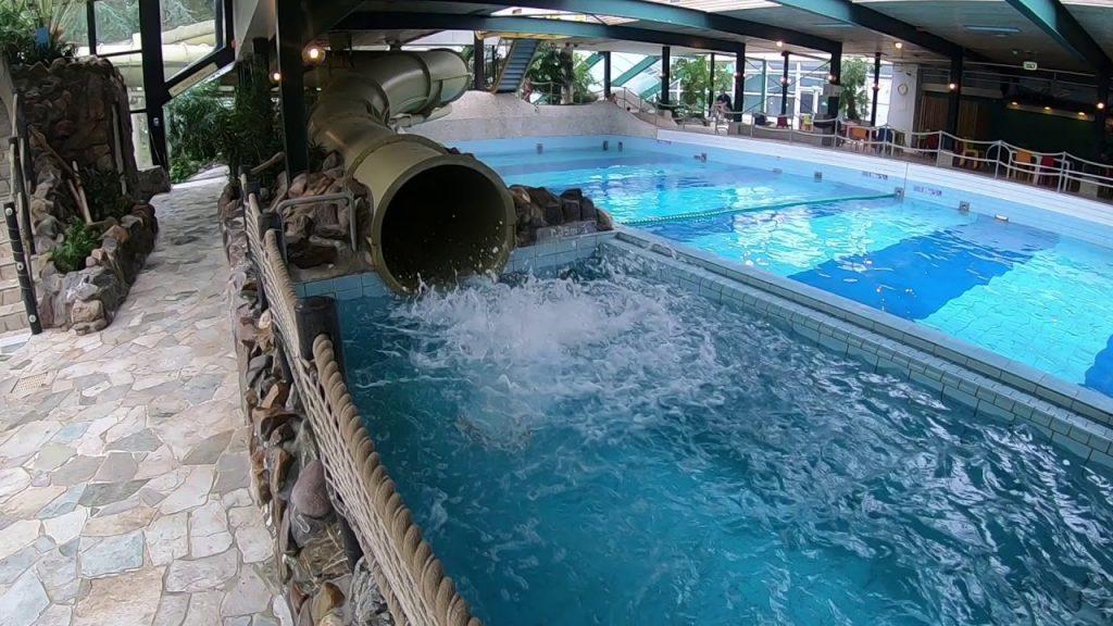 Zwembad van Het Vennebos